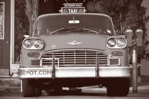 Taxi-Cab OLD